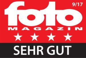 foto Magazin 9/17 | **** Sehr gut